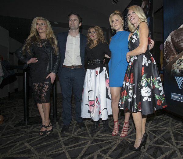 'Trainwreck' Premiere - Arrivals [trainwreck premiere,fashion,event,dress,fun,fashion design,performance,costume,party,ceremony,arrivals,real housewives,gamble breaux,r,janet roach,pettifleur berenger,c,melbourne,l]