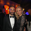 Janin Reinhardt GQ Men of the Year Award 2015 - After Show Party