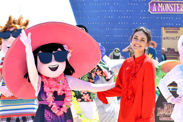 Janina Uhse 'Hotel Transylvania 3' Monsters Kick Off Summer Vacation By Cruising Into Cannes Film Festival - The 71st Annual Cannes Film Festival