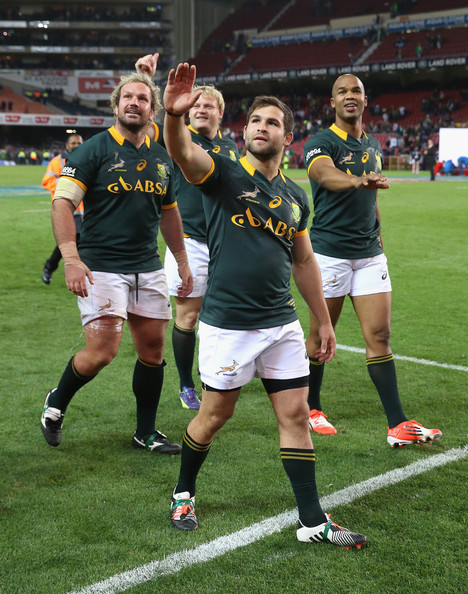 South Africa v Australia - The Rugby Championship