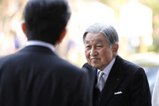 Japan Mark 30 Years Since Emperor Akihito's Enthronement