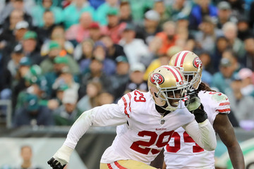 Jaquiski Tartt San Francisco 49ers v Philadelphia Eagles