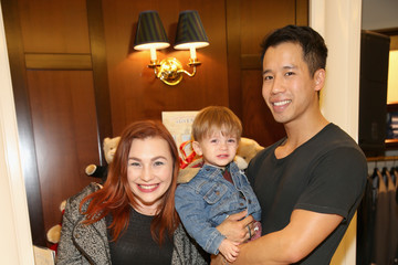 Jared Eng Brooks Brothers Celebrates the Holidays with St. Jude Children's Research Hospital