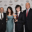 Jared Gilman IFP's 22nd Annual Gotham Independent Film Awards - Backstage