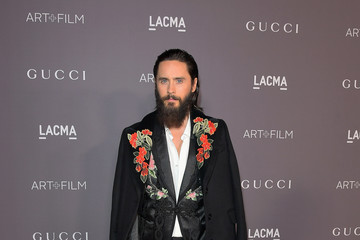 Jared Leto 2017 LACMA Art + Film Gala Honoring Mark Bradford and George Lucas Presented by Gucci - Red Carpet