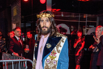 Jared Leto Heavenly Bodies: Fashion & The Catholic Imagination Costume Institute Gala - After Parties