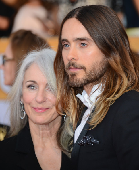 Photo of Shannon Leto & his  Mother  Constance Leto