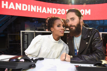 Jared Leto Hand in Hand: A Benefit for Hurricane Relief - Los Angeles