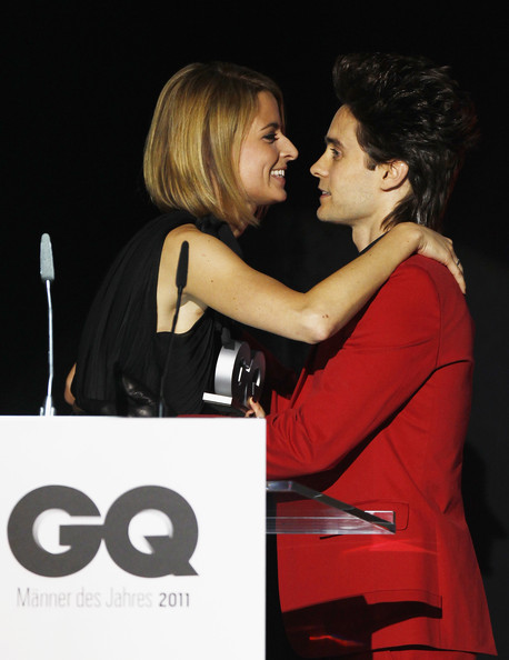 Jared Leto - GQ Man Of The Year Award 2011