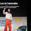 Jared Leto Fast Company European Innovation Festival Powered By Gucci - Day 2