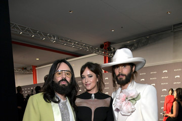 Jared Leto 2018 LACMA Art + Film Gala Honoring Catherine Opie And Guillermo Del Toro Presented By Gucci - Inside