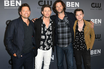 Jared Padalecki The CW's Summer TCA All-Star Party - Arrivals