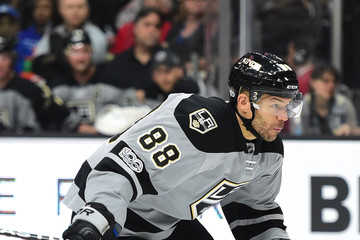 Jarome Iginla New York Rangers v Los Angeles Kings
