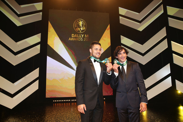 Arrivals at the Dally M Awards