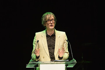 Jarvis Cocker NET-A-PORTER And MR PORTER Partner With Letters Live