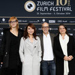 Jasmila Zbanic Jury Photocall at the Zurich Film Festival