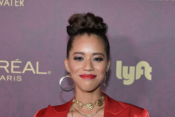 Jasmin Savoy Brown Entertainment Weekly And L'Oreal Paris Hosts The 2018 Pre-Emmy Party - Arrivals