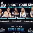 Jasmine Sanders SiriusXM At Super Bowl LIV - Day 3