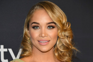 Jasmine Sanders 21st Annual Warner Bros. And InStyle Golden Globe After Party - Arrivals
