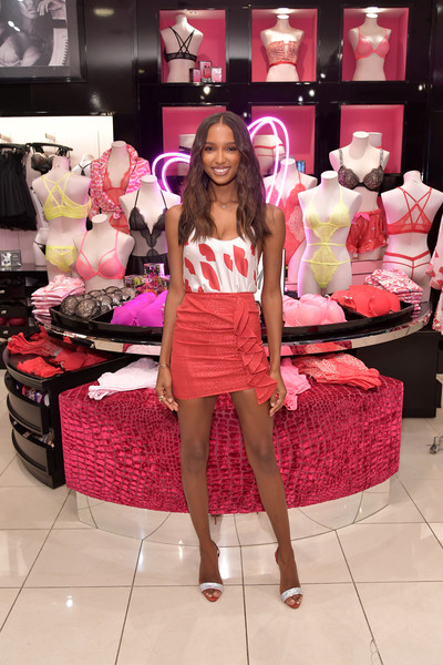 943394fb7b Victoria s Secret Angels Jasmine Tookes and Romee Strijd Share The Perfect  Gifts for Valentine s Day
