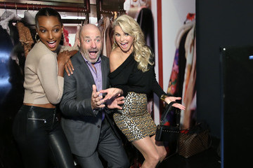 Jasmine Tookes Rogers & Cowan Celebrates Launch Of Click My Closet With Ashley Greene At Arlo Rooftop In New York City