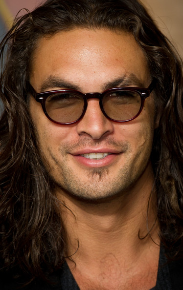 Jason Momoa attends the European film premiere of''Conan The Barbarian