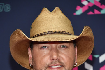Jason Aldean 2016 CMT Music Awards - Arrivals