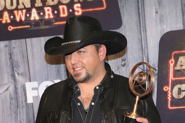 Jason Aldean American Country Countdown Awards Press Room