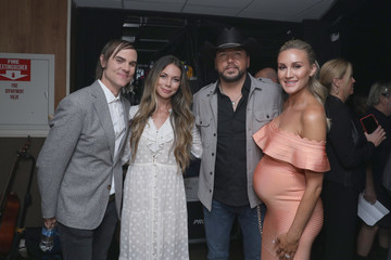 Jason Aldean 11th Annual ACM Honors - Backstage and Audience