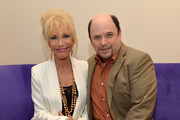 """Pamela Shaw and Jason Alexander attend """"Lucky Stiff"""" opening at the 29th Annual Fort Lauderdale Film Festival at Amaturo Theater on November 7, 2014 in Fort Lauderdale, Florida."""