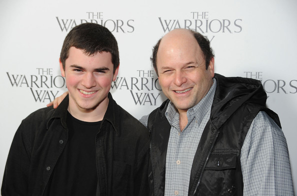 Photo of Jason Alexander & his  Son  Noah Alexander