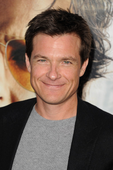 "Jason Bateman Celebrates Two Emmy Nods With Wife At Ozark: Premiere Of Warner Bros. ""The"