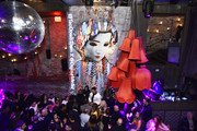 A view of the atmosphere as Jason Binn And DuJour Media Celebrate April Cover Star Giancarlo Stanton At TAO Downtown on March 26, 2019 in New York City.