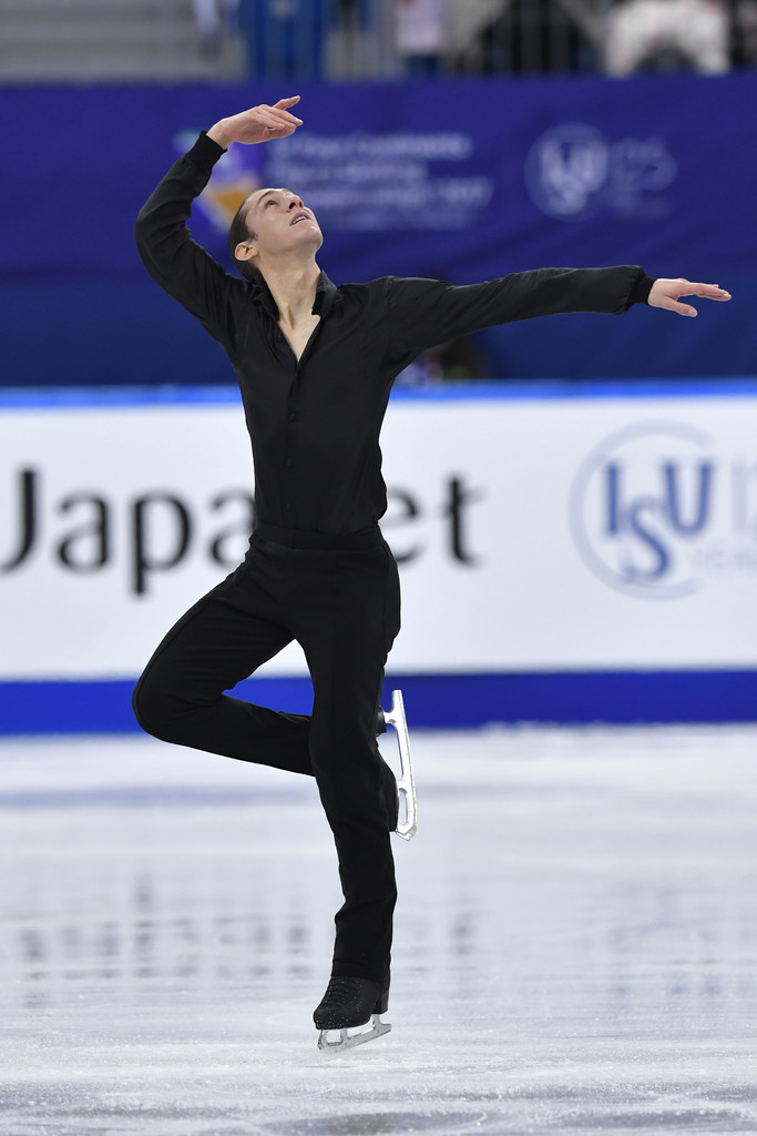 Джейсон Браун / Jason BROWN USA - Страница 2 Jason+Brown+ISU+Four+Continents+Figure+Skating+KYdEWj4pOkex
