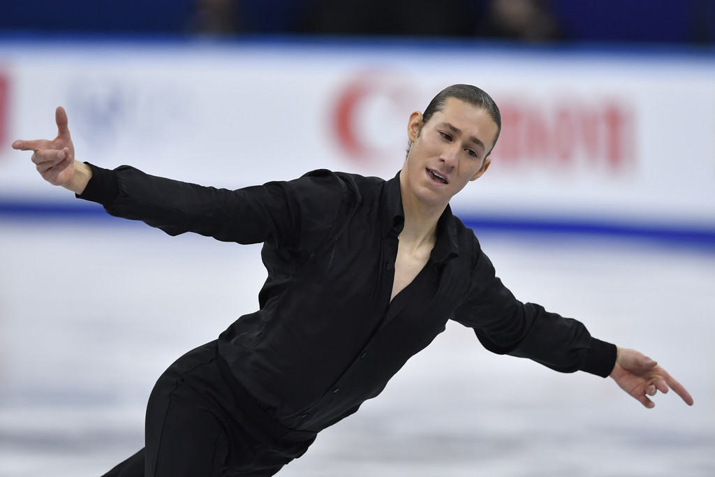 Джейсон Браун / Jason BROWN USA - Страница 2 Jason+Brown+ISU+Four+Continents+Figure+Skating+ocRevXQeUH7x