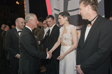 Jason Byrne Guests at the Royal Variety Performance