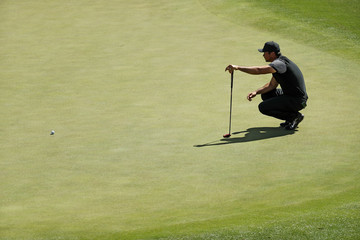 Jason Day The Masters - Round One