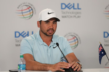 Jason Day World Golf Championships-Dell Match Play - Preview Day 2