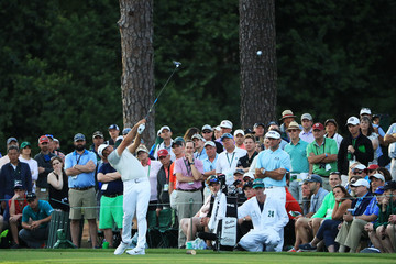 Jason Day The Masters - Round Two