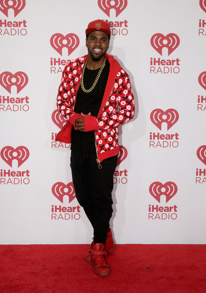 2014 iHeartRadio Music Festival - Night 1 - Backstage