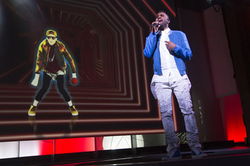 Jason Derulo Game Maker Ubisoft Holds Press Event During Annual E3 Conference
