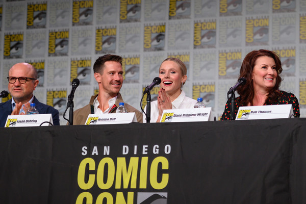 Hulu's 'Veronica Mars' Revival Panel And World Premiere - 2019 Comic-Con International