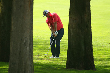 Jason Dufner World Golf Championships-Mexico Championship - Round Two