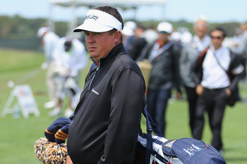 Jason Dufner U.S. Open - Preview Day 1