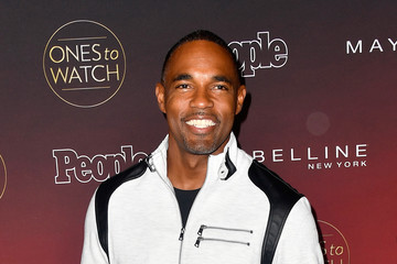 Jason George People's 'Ones to Watch' - Arrivals