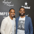 Jason George NextGen Board Hosts 2021 Summer Party Hosted By Max Greenfield