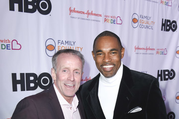 Jason George Family Equality Council's Impact Awards At The Globe Theatre, Universal Studios - Arrivals