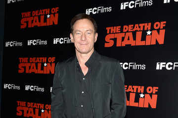Jason Isaacs Premiere Of IFC Films' 'The Death Of Stalin' - Arrivals
