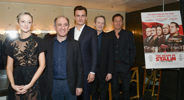 Premiere Of IFC Films' 'The Death Of Stalin' - Reception