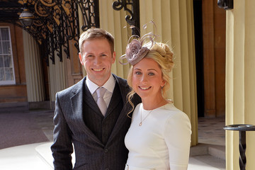 Jason Kenny Investitures at Buckingham Palace